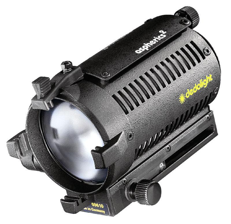 DLH4 / Light head 100 W / 150 W tungsten, low voltage