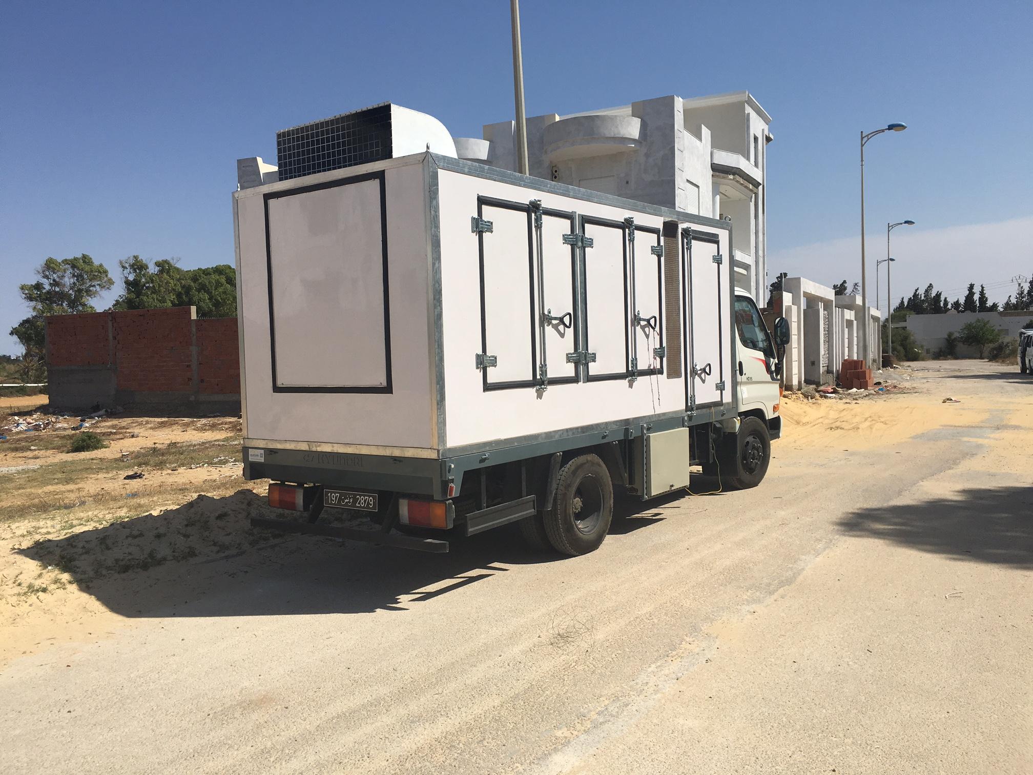 HYUNDAI HD 35 (Camion grip)