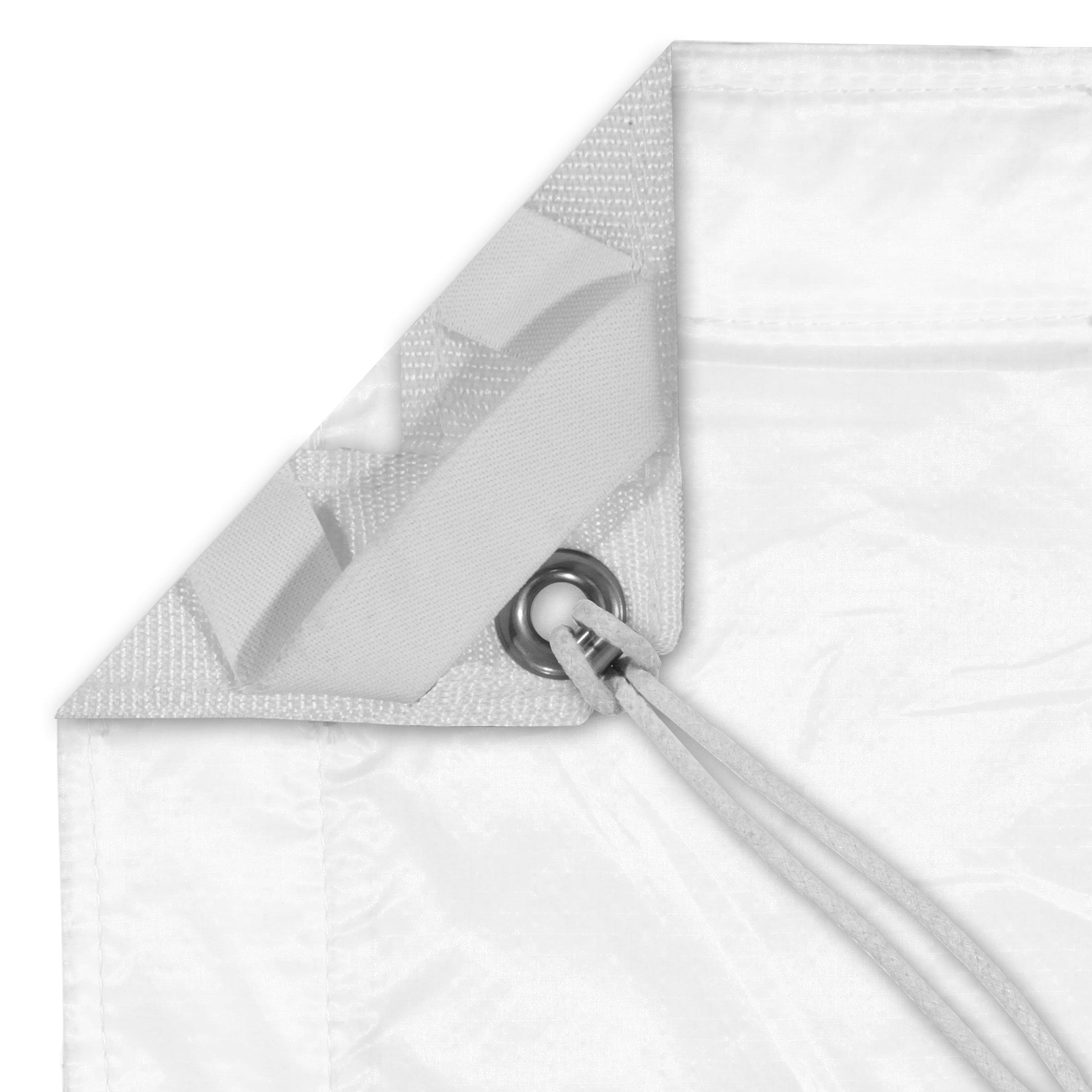 Grid Cloth 12′ x 12′ , Full White