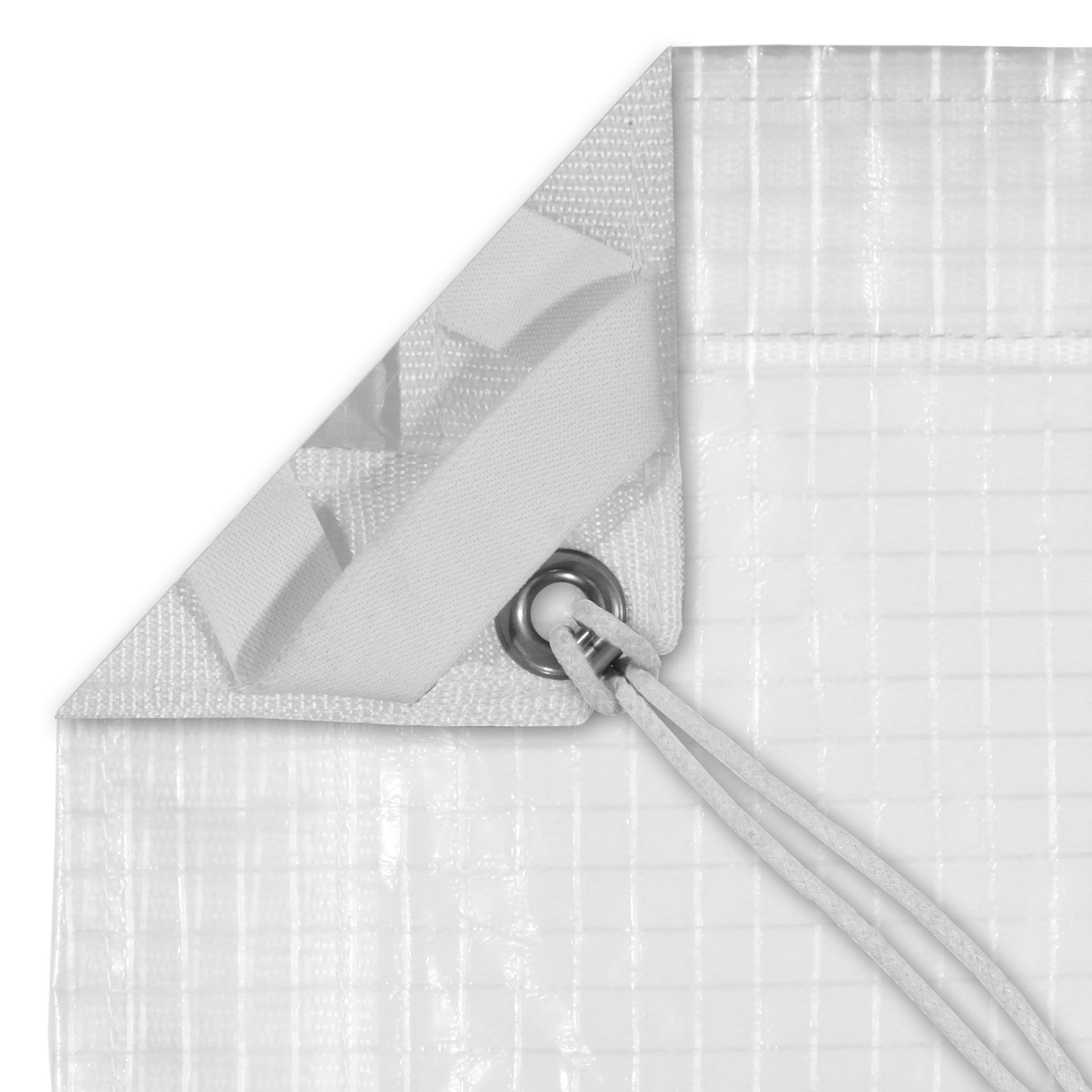 Grid Cloth 20′ x 20′ , Full White