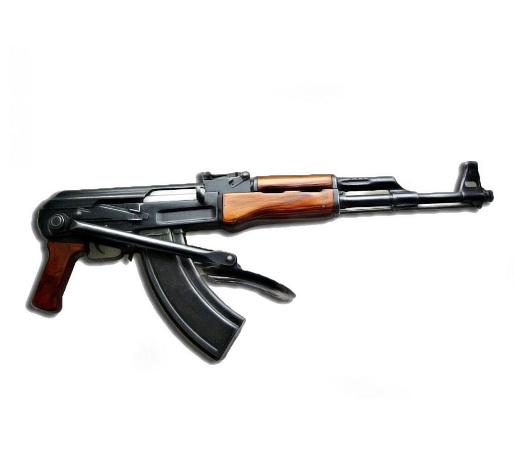 Kalashnikov Ak 47s