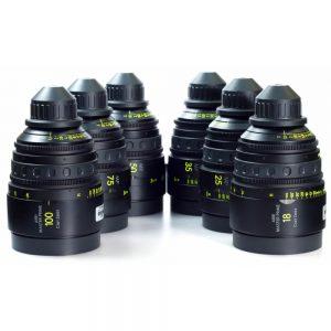 Master Lenses