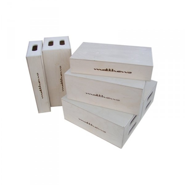Apple Box Eight 12″ x 1″ x 20″