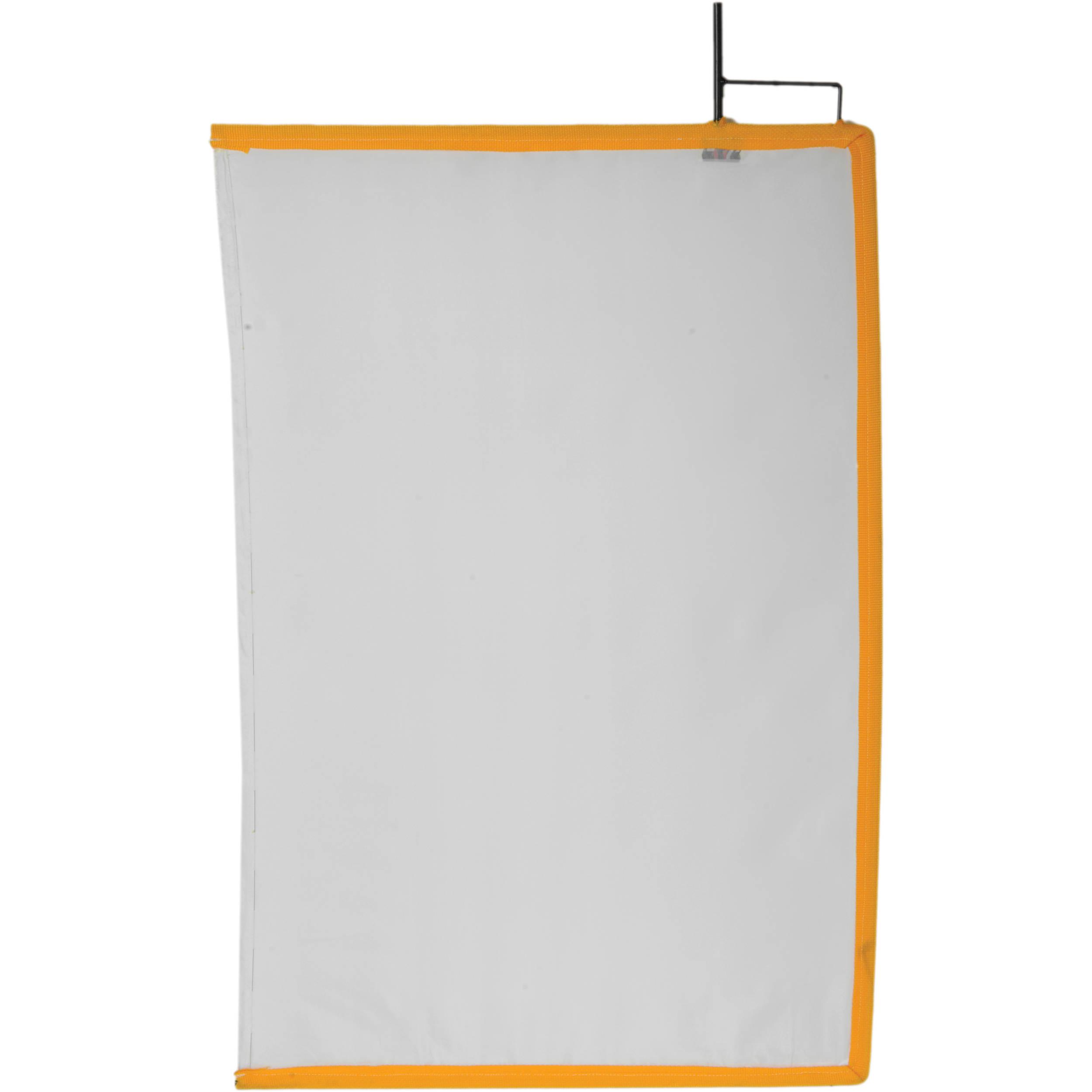 Silk White 18″ x 24″ (jaune)