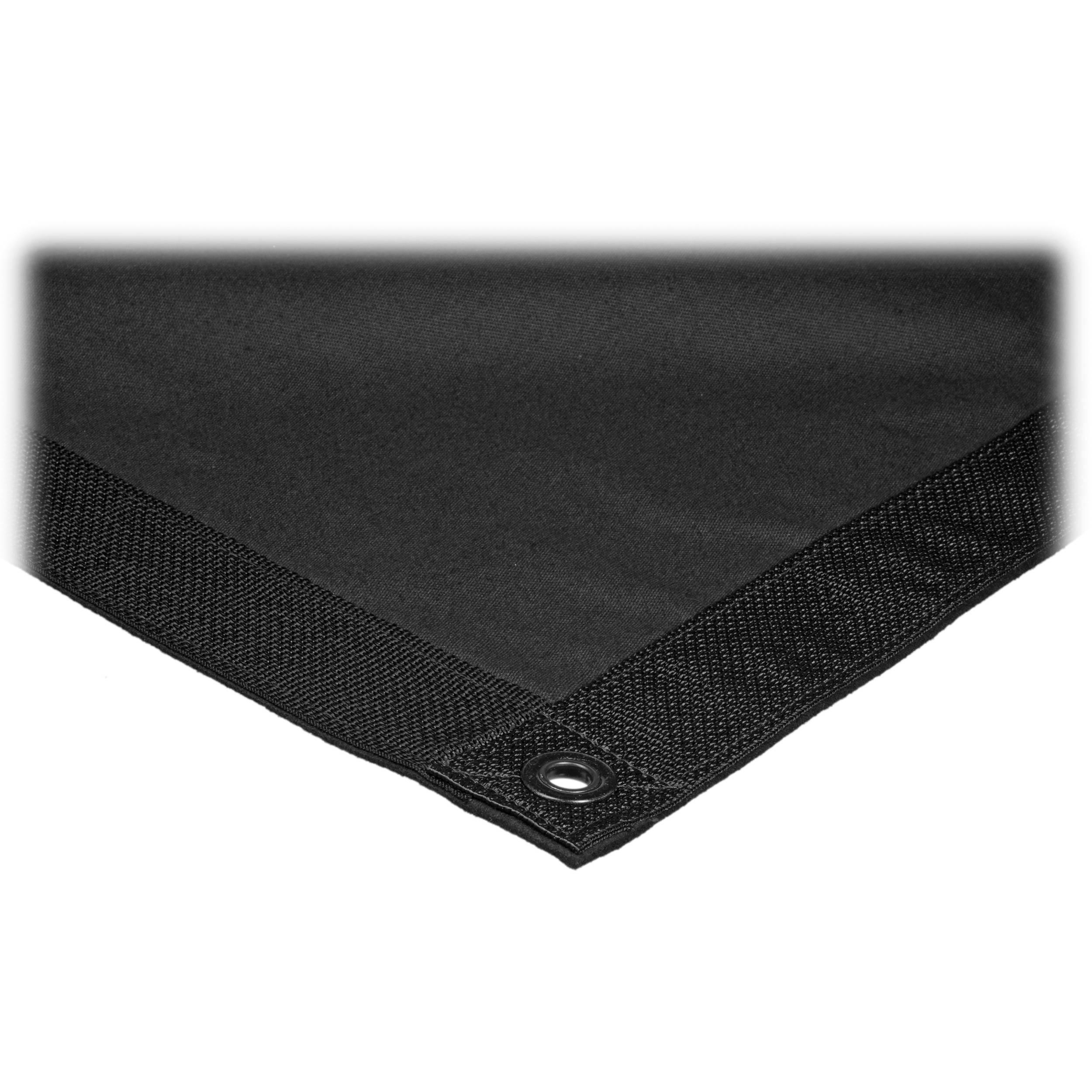 MT319913 12′ x 12′ Waterproof Solid Overhead, Black