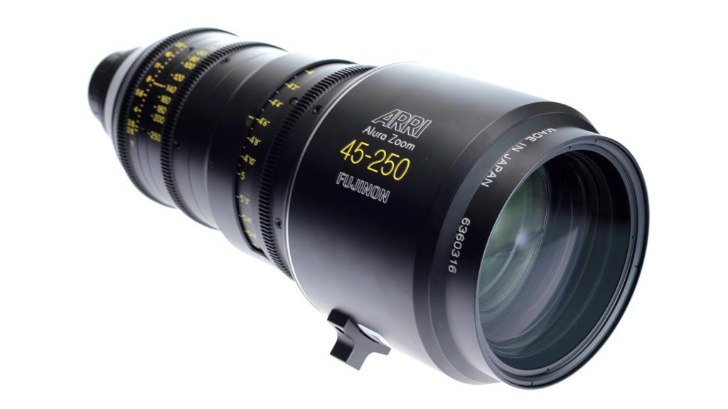 ARRI Alura Zoom 45-250/T2.6 M