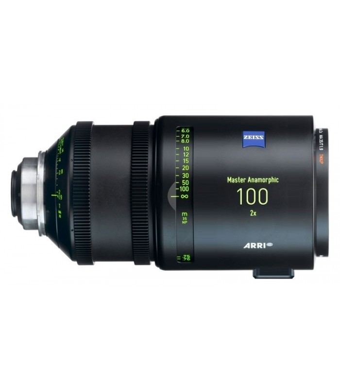 ARRI Master Anamorphic 100/T1.9 M