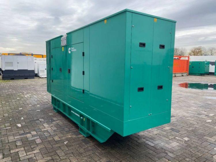 Cummins Power Generator 220 kva
