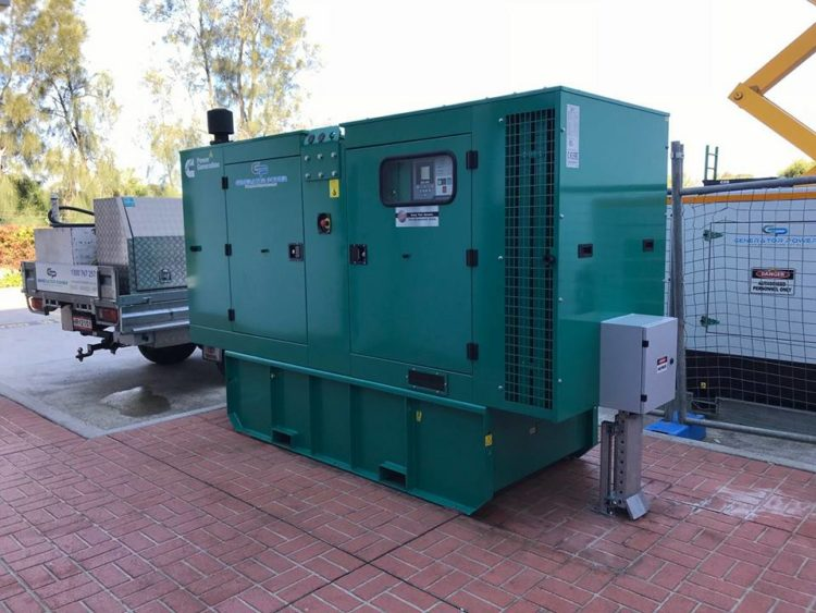 Cummins Power Generator 110 kva
